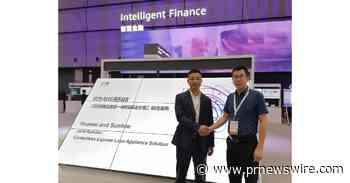 Huawei und Sunline präsentieren gemeinsam die kontaktlose Digital Loan One Box-Lösung