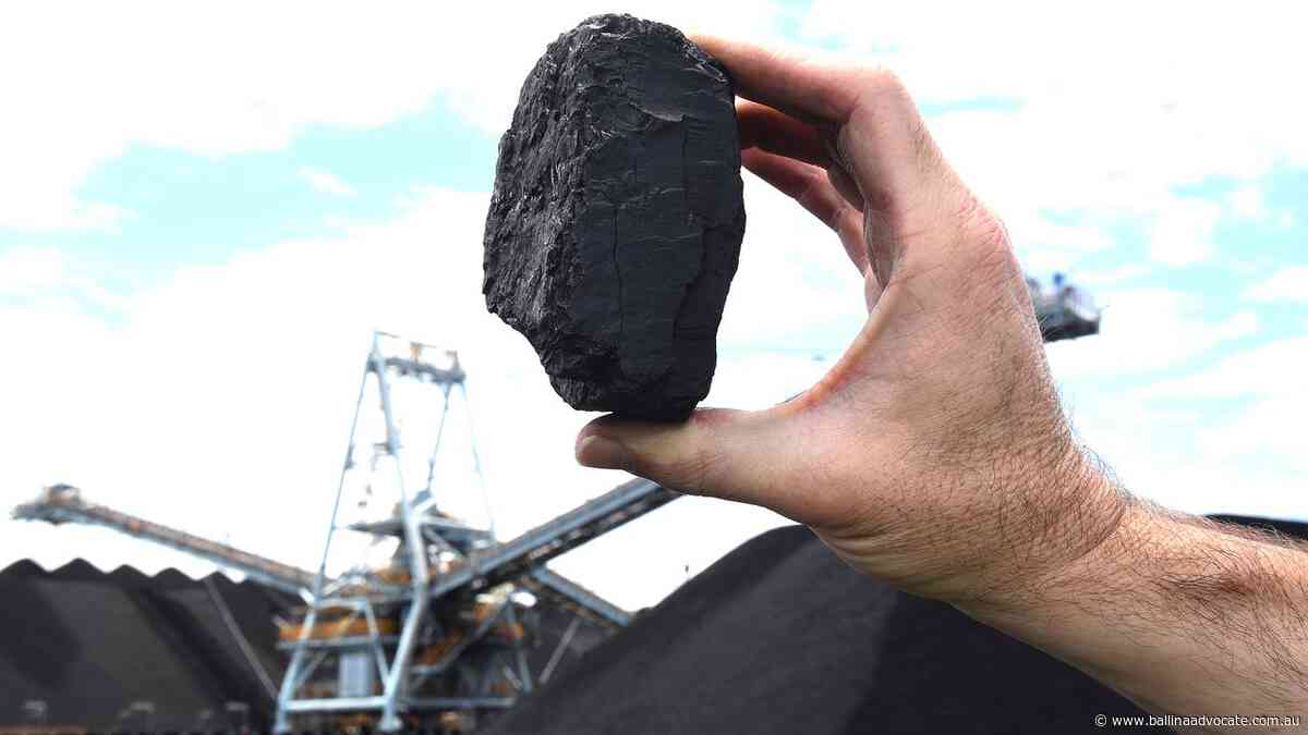 State's coal comfort from China under threat - Ballina Shire Advocate