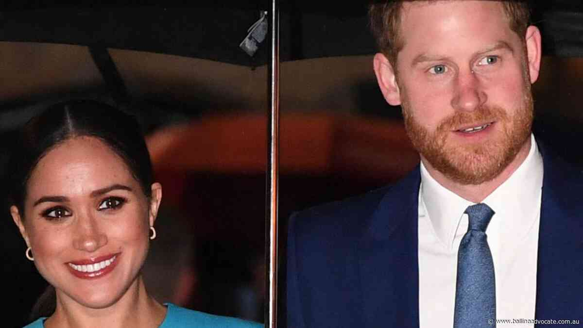 Harry and Meghan agree to Netflix reality show - Ballina Shire Advocate