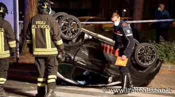 Caltanissetta, minicar si ribalta in via Leone XIII: fortunatamente illeso guidatore - il Fatto Nisseno