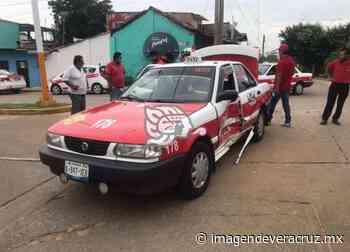 Par de accidentes en Acayucan y Oluta dejan dos lesionados - Imagen de Veracruz