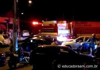 Educadora AM - Pancadão do Belinha Ometto, em Limeira, vara a noite e tem até incêndio em veículo - Educadora