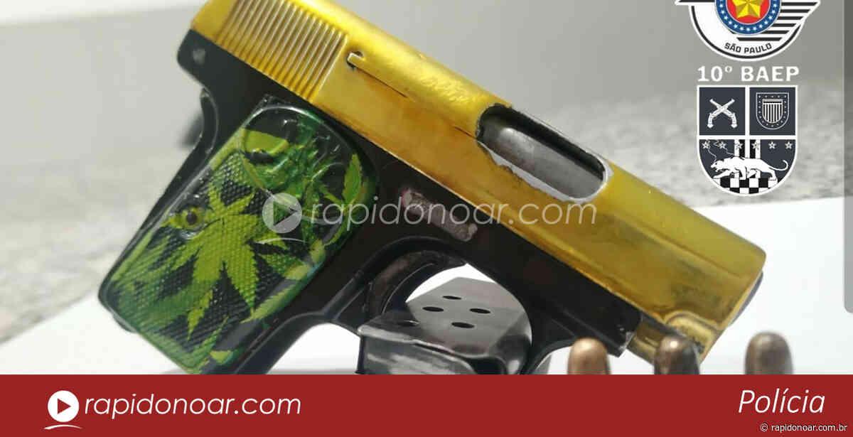 Policiais do BAEP prendem homem com arma em Limeira - Rápido no Ar