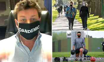 Victorians face a $200 fine for wearing the wrong mask