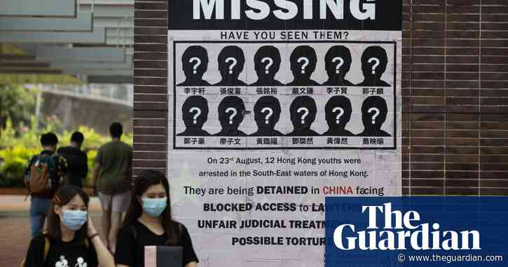 Oxford moves to protect students from China's Hong Kong security law