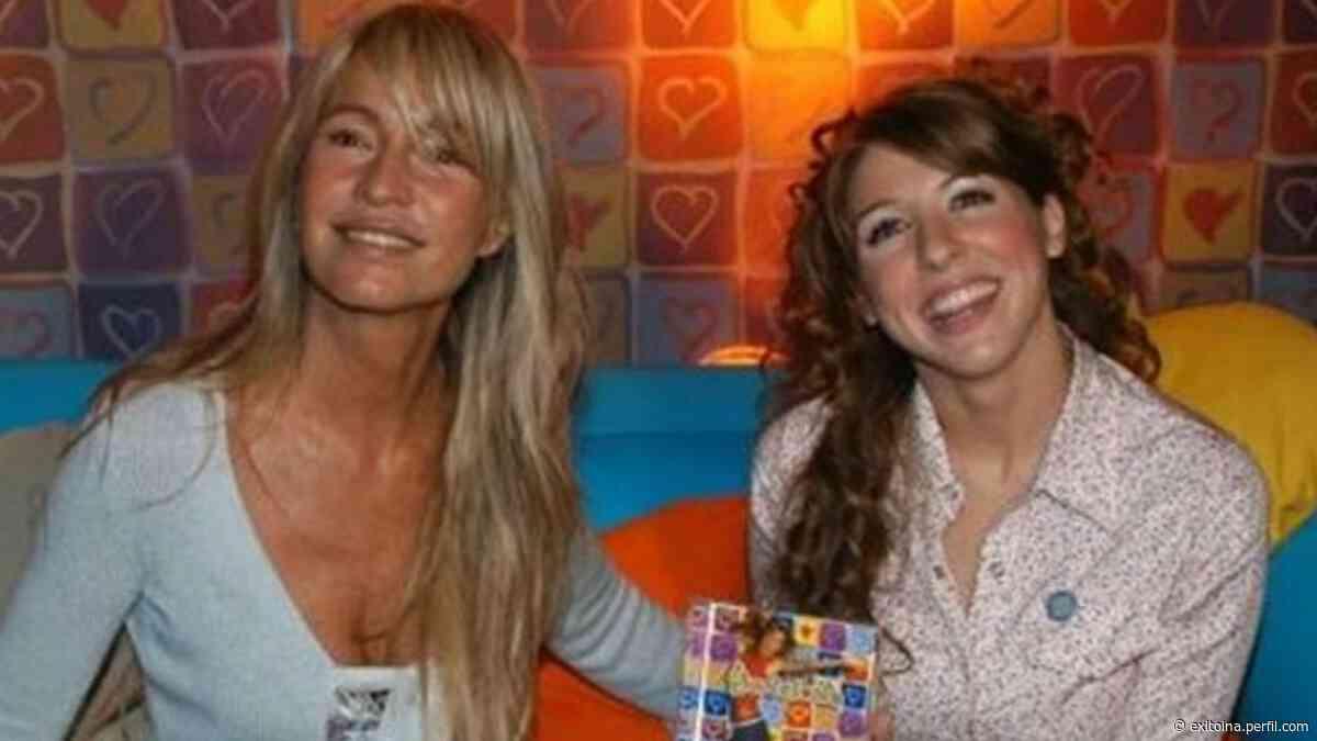 Florencia Bertotti habló de su relación con Cris Morena - Exitoína