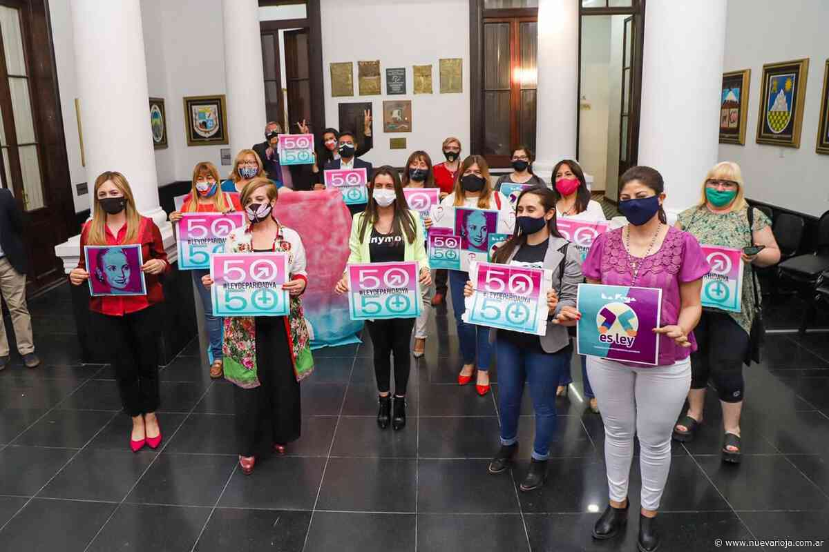 """Florencia López afirmó que """"se debe pelear para que las mujeres encabecen las listas"""" - Nueva Rioja"""