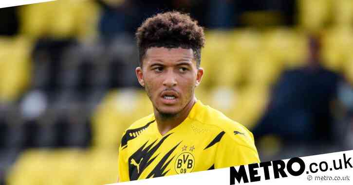 Manchester United ready to submit final offer for Jadon Sancho