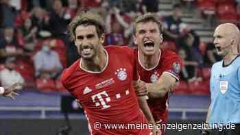FC Bayern: Kommt es plötzlich zur großen Transfer-Überraschung bei Javi Martinez?