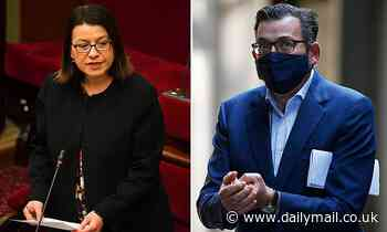 Jenny Mikakos blows up as her Melbourne home address is leaked amid Daniel Andrews fallout