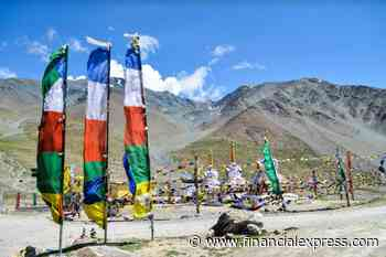 Travelling to India's Himalayan frontiers? Here's why you see flutterng colored flags and stone stacks