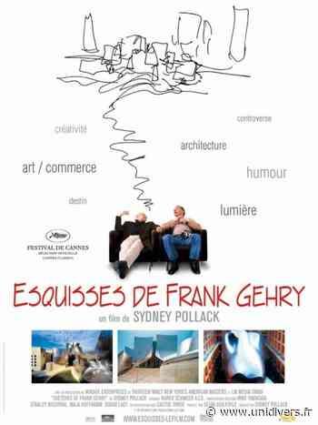 Esquisses de Franck Gehry Pole Mémoire Villeneuve-sur-Lot - Unidivers