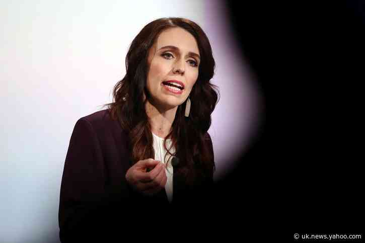 Support for New Zealand Ardern's party drops in latest poll, but still seen winning