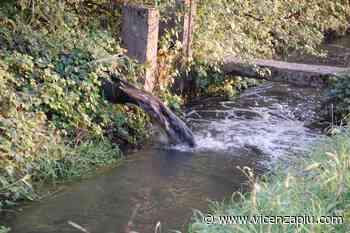 Roggia Franzana inquinata a Montecchio Precalcino-Villaverla - Vicenza Più