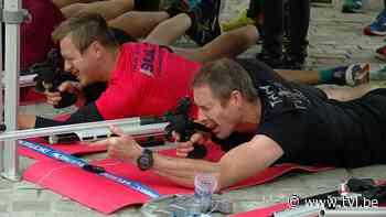 Ondanks corona is Biathlon Tongeren opnieuw groot suces - TV Limburg