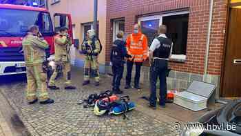 """Jordy (29) redt buurvrouw van brand in Tongeren: """"Heb haar naar buiten gesleurd"""" - Het Belang van Limburg"""