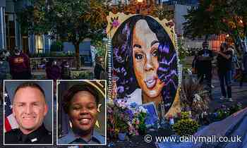 Protests continue in Louisville for the fifth night  in Breonna Taylor's name