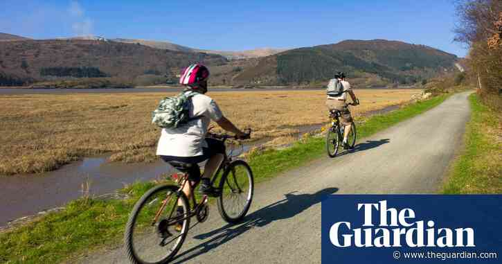 10 of the UK's best cycle trails for family days out