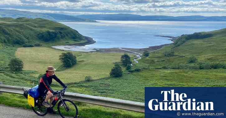 Miles and isles: our big Scottish bike ride | Kevin Rushby