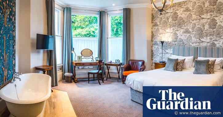 10 cool UK city hotels for under £100 a night