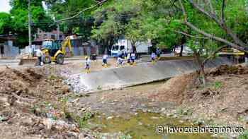 Jornada de limpieza y embellecimiento a la Avenida La Toma de Neiva - Noticias