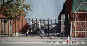 New owner of former Stoke-on-Trent pottery factory revealed as demolition starts on site - Business Live
