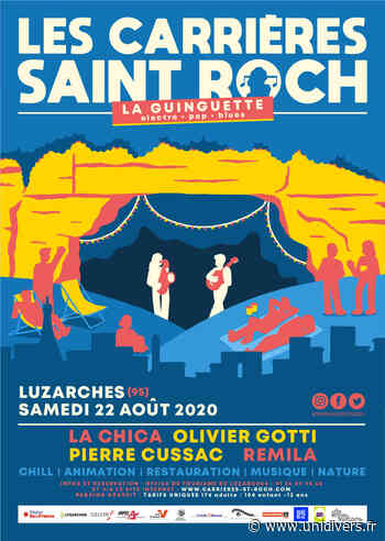 La guinguette des carrières St-Roch Espace Saint-Roch Luzarches - Unidivers