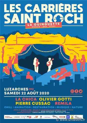 La Guinguette des Carrières Saint-Roch Espace Saint-Roch Luzarches - Unidivers