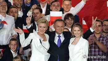 Die Ivanka Trump von Polen: Präsident Andrzej Duda macht Tochter zur Beraterin - fr.de