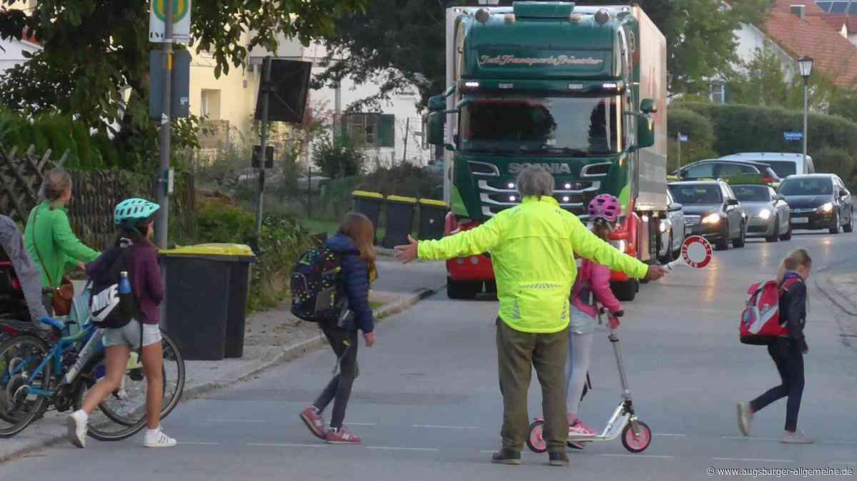 Der Verkehr in Eresing: Jetzt gibt es eine neue Initiative zu einem alten Problem