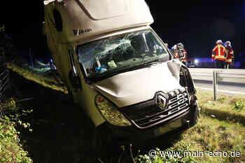 Verkehrsunfall auf der A3 bei Bessenbach - Main-Echo