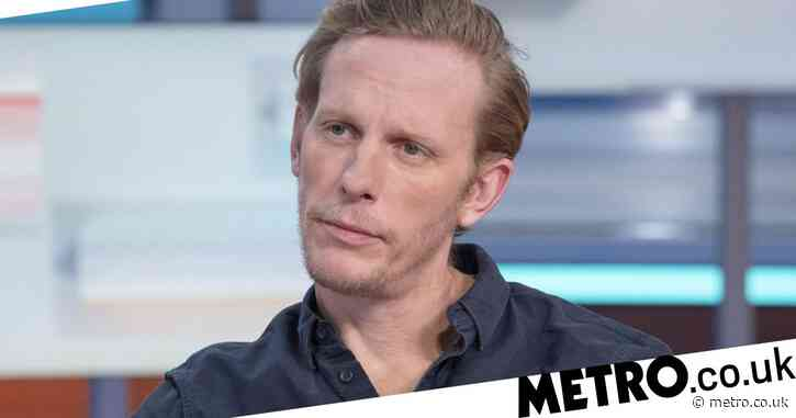Laurence Fox gets 'freedom' and 'space' tattooed on his hands after launching political party