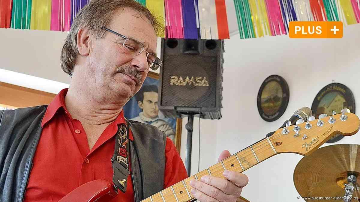 Robert Lotter, der Santana aus Dießen, hat die Bühne für immer verlassen