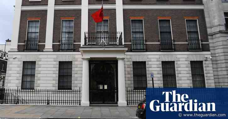 East London councillors raise concerns over Chinese embassy move