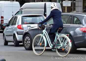 Belijning moet fietsoversteekplaatsen veiliger maken
