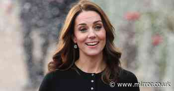 Kate reacts to Princess Eugenie's pregnancy announcement photo