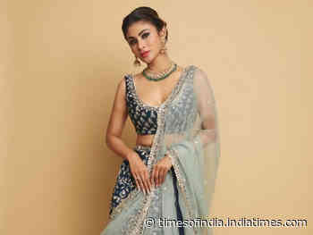 5 lehenga styles to steal from Mouni