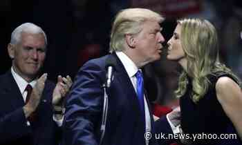 Donald Trump wanted daughter Ivanka to be running mate in 2016, book says