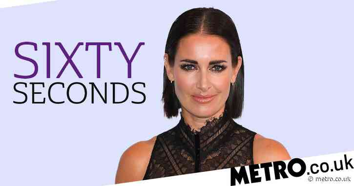 Sixty Seconds: Kirsty Gallacher on her new podcast, Strictly and advice from Russell Brand
