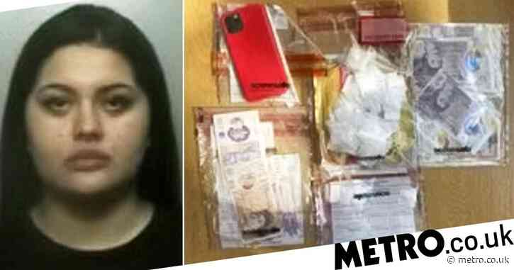Air hostess who lost job in lockdown jailed after becoming drug dealer