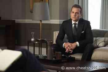 'Suits': Gabriel Macht Couldn't Stand 1 Detail About Harvey - Showbiz Cheat Sheet