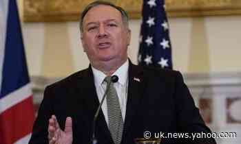 Mike Pompeo to criticise Vatican's renewal of China deal during visit