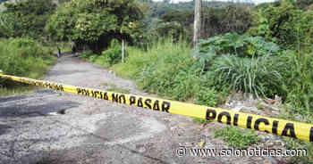 Asesinan a balazos a un joven en Guazapa - Solo Noticias