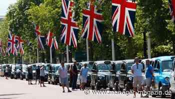 Uber: Fahrdienst bekommt Erlaubnis per Gericht in London