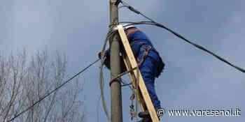 Maltempo a Induno Olona, alcune zone del paese senza corrente elettrica - VareseNoi.it