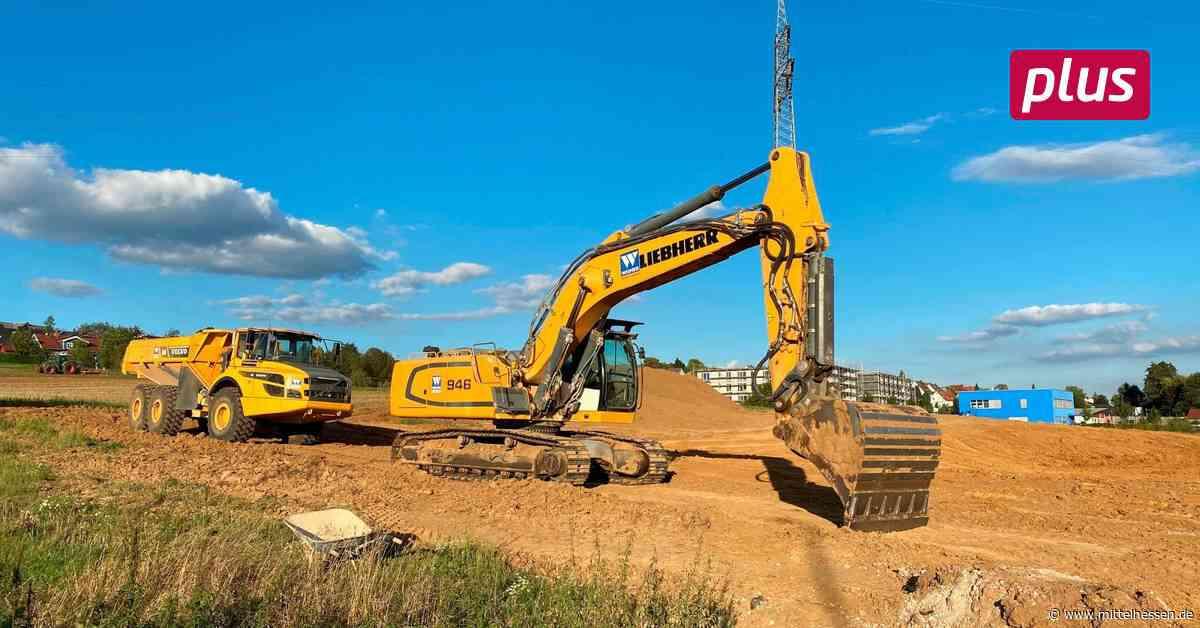 Transpak baut neues Logistikzentrum in Solms - Mittelhessen