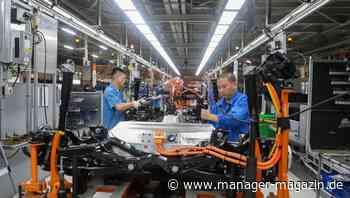 VW investiert weitere Milliarden in China