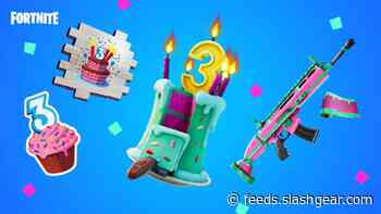 Fortnite Birthday Bash officially arrives: Everything you need to know