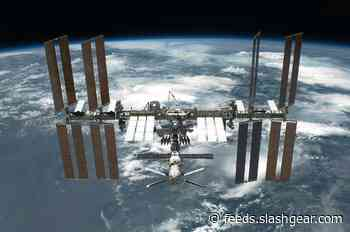 The ISS had to adjust its orbit to avoid space debris