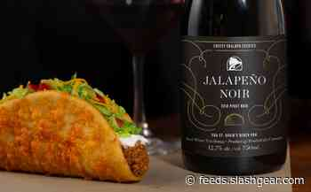 Taco Bell says it has seen 'mind-boggling' demand for Jalapeño Noir wine